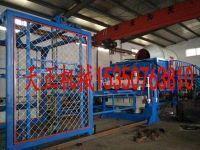 华北珍珠岩门芯板生产设备